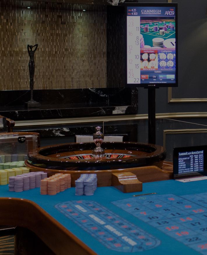 Live Games Grand Casino
